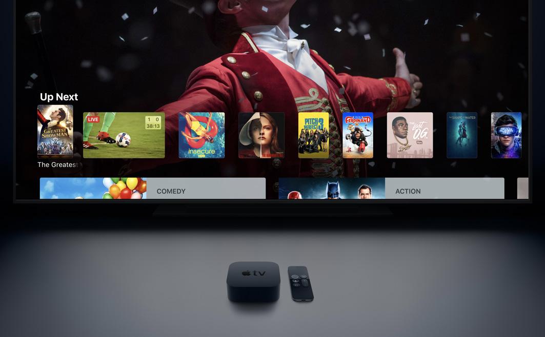蘋果為 Apple TV 發布 tvOS 13.4.5 更新!性能優化