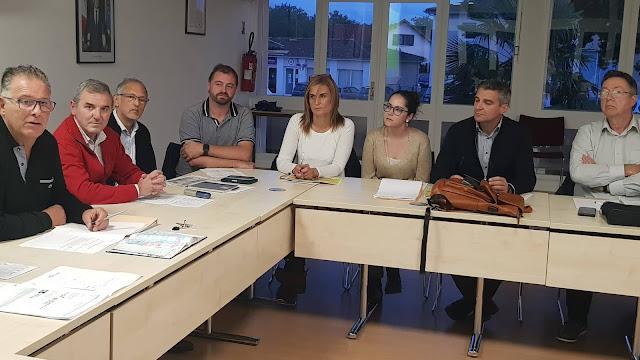 Παραγωγική η συνάντηση των μαθητών Ναυπλίου και Μαρτινιάς