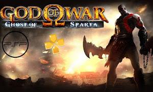 تحميل لعبة اله الحرب شبح اسبرطة God Of War Ghost of Sparta لأجهزة psp ومحاكي ppsspp