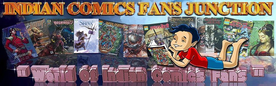 Indian Comics Fans Junction
