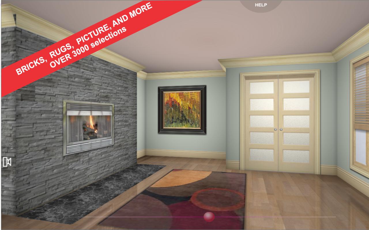 20 kumpulan aplikasi android desain rumah terbaik 3d 2d for Make a 3d room