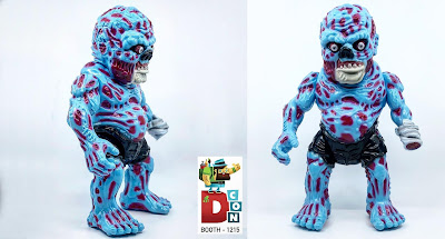 "Designer Con 2018 Exclusive They Live ""Consume"" Meats Vinyl Figure by Retroband x Unbox Industries"