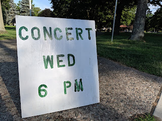 Concerts on the Common: Leeds Band - July 24