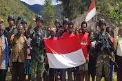 Kasatgas Nemangkawi: 26 Anggota Teroris Bersenjata Organisasi Papua Merdeka Kembali ke NKRI