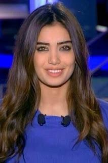 جيسيكا عازار (Jessica Azar)، مذيعة ومراسلة لبنانية