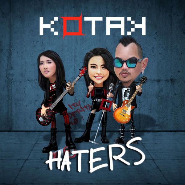 Chord Gitar Repvblik Aku Takut Lirik: Lirik Lagu Kotak - Haters - NESIALIRIK
