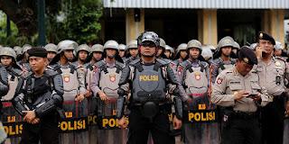 Polda Metro Sudah Siapkan Kekuatan Berimbang Untuk Amankan Demo 4 November Nanti - Commando