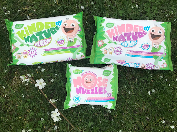 Review: Kinder By Nature Wipes
