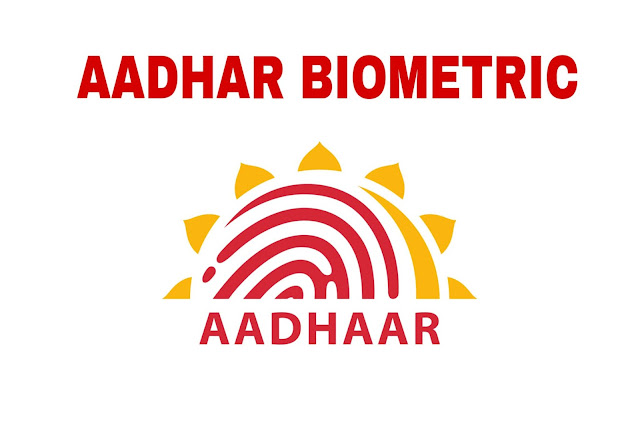 Aadhar Biometric lock, unlock or update