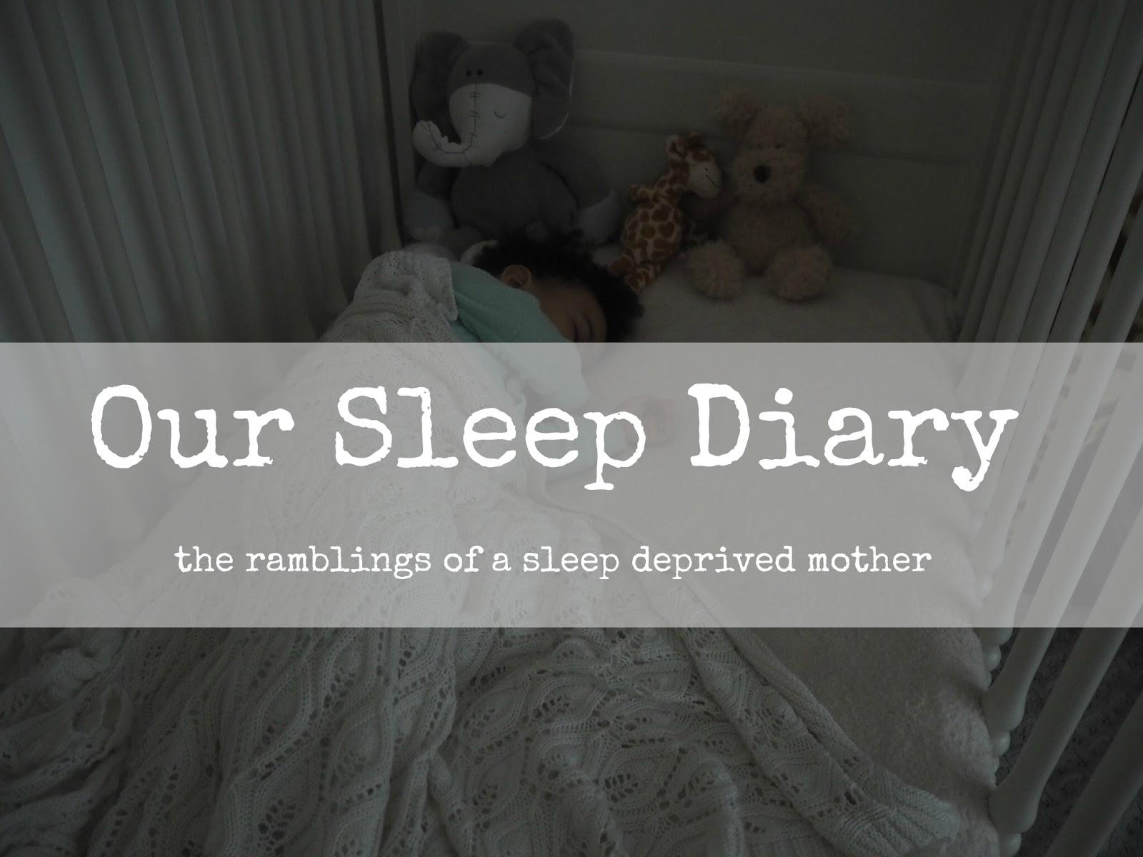 Our Sleep Diary
