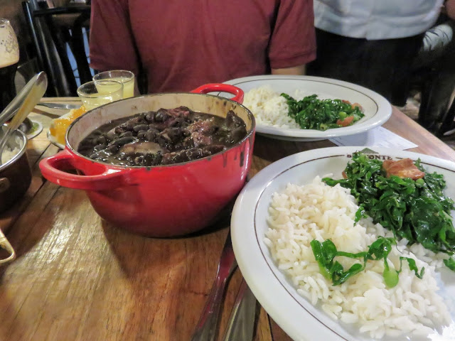 What to eat in Rio: Feijoada at Boteco Belmonte in Copacabana
