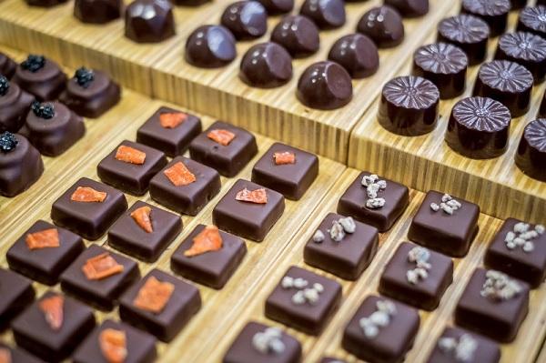 Xưởng sản xuất chocolate