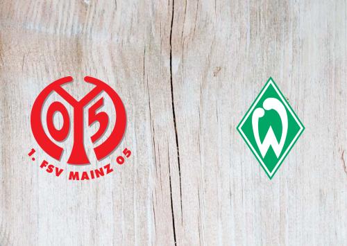 Mainz 05 vs Werder Bremen -Highlights 19 December 2020