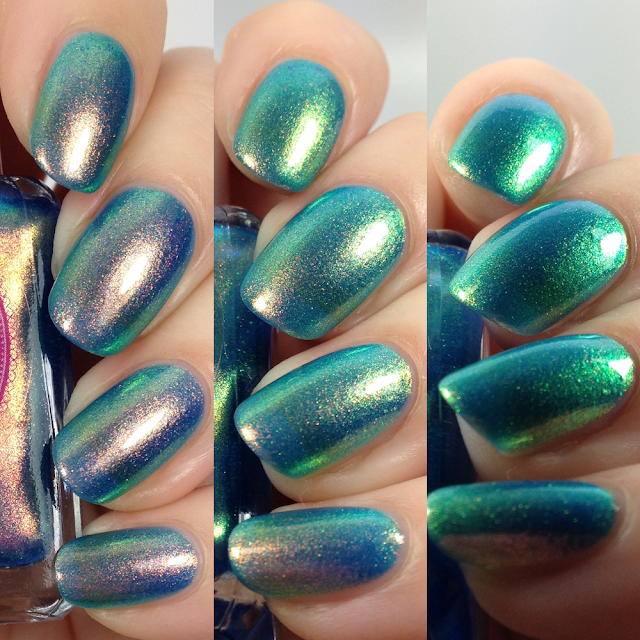 Cupcake Polish-Cloudburst