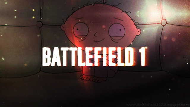 Stewie Mental New Official Battlefield 1 HD Wallpaper Background