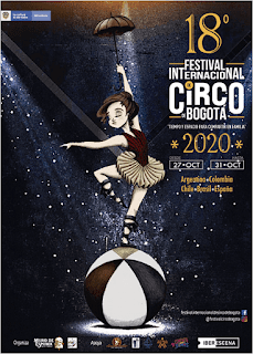 EDICION 18 del Festival Internacional de Circo Bogota 2020