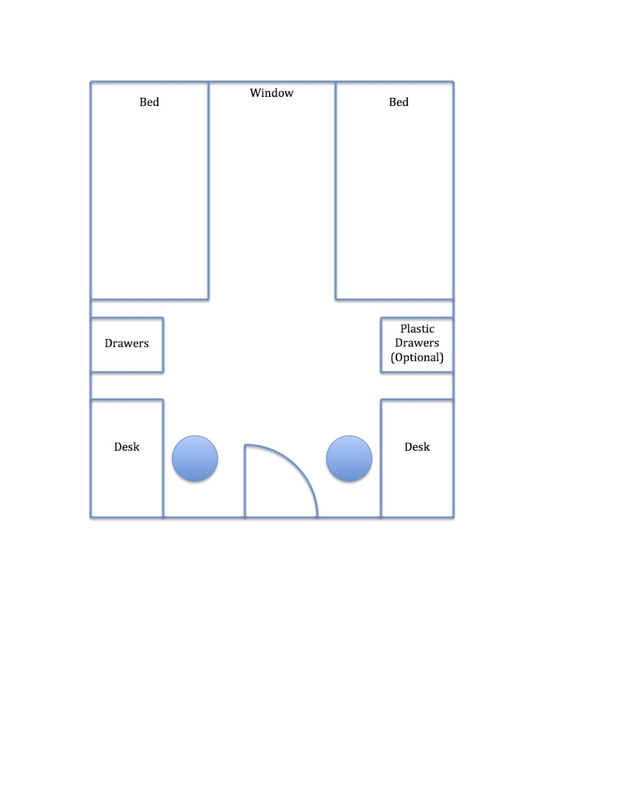 Dorm Room Layouts: Dorm Room Layouts