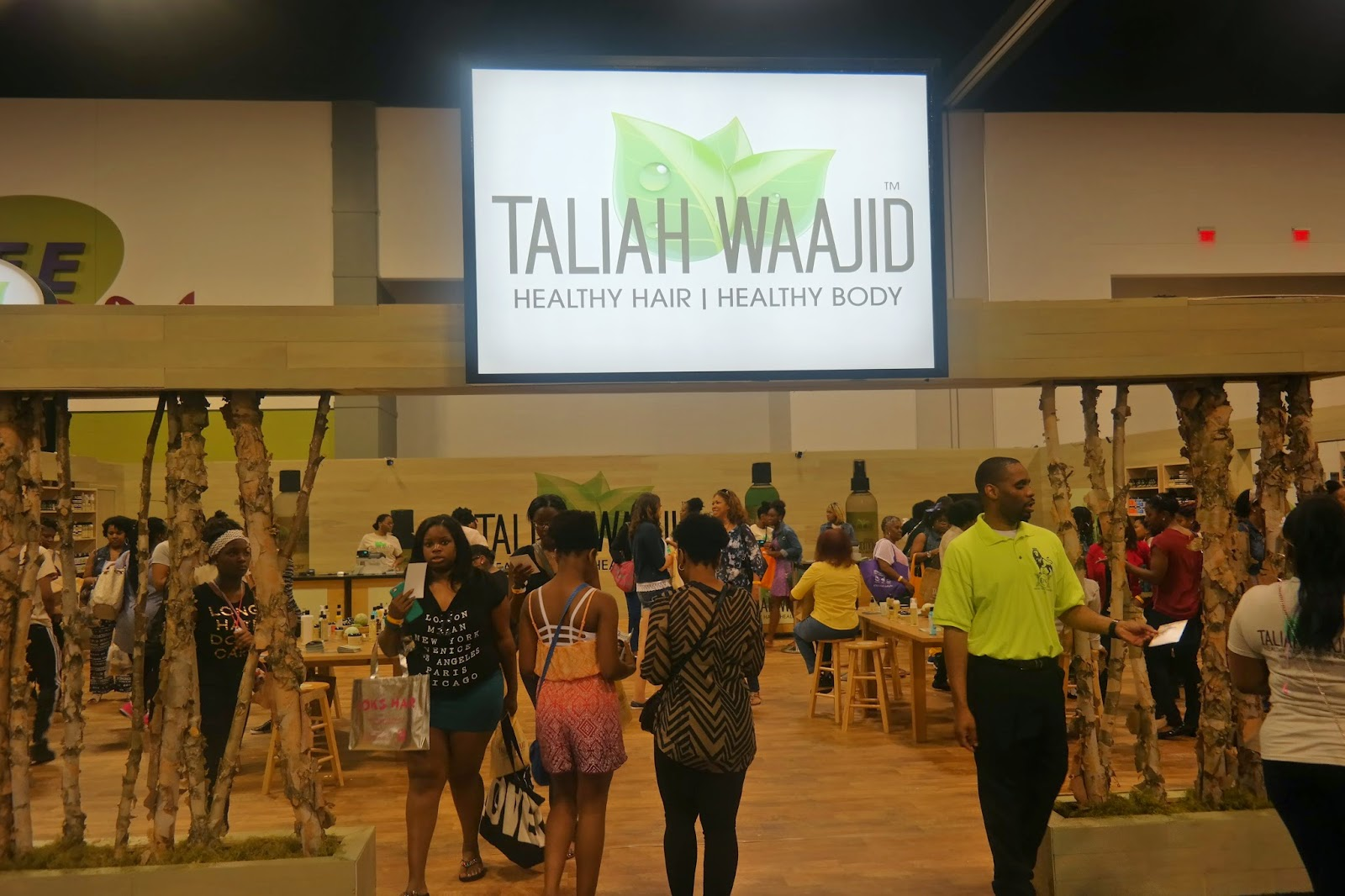 f95f20ddc68 My goodness!! It s been an intense last couple of days for sure. Not only  did I get to attend the show but I also signed up for Taliah Waajid s  intense 3 ...