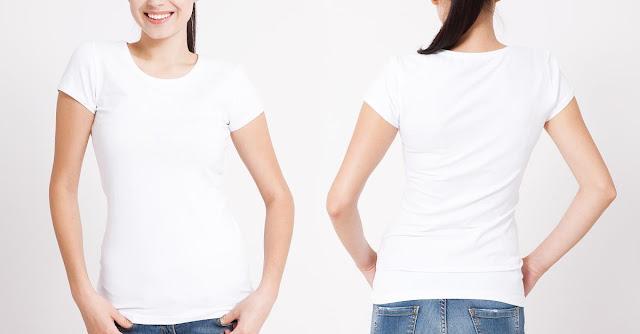 cara menghilangkan noda di baju putih