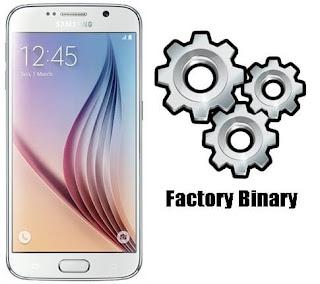 Samsung Galaxy S6 SM-G920V Combination Firmware