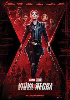 Sem Data Adiada, Black Widow Chegará Aos Cinemas no Final de Abril