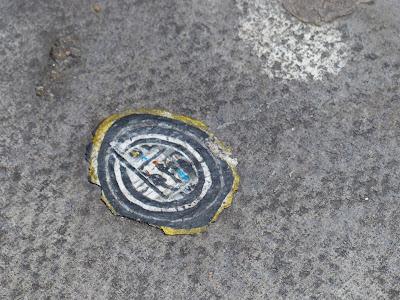 Street Art Ben Wilson à Londres