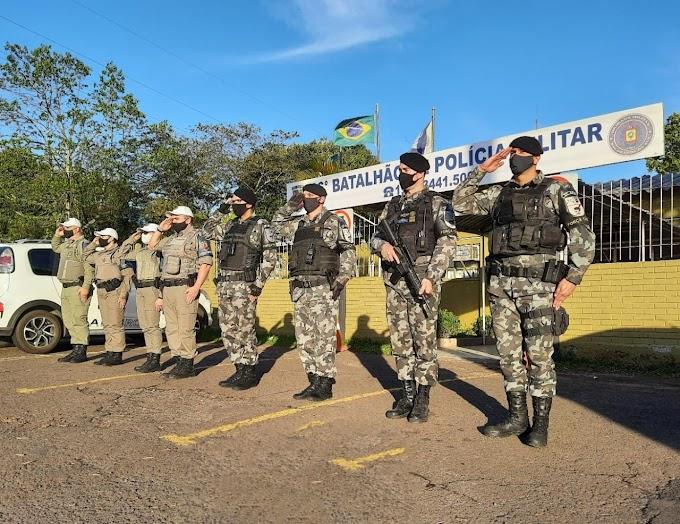 Operação Hóplitas é desencadeada pelo 26º BPM em Cachoeirinha