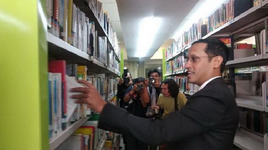 Mendikbud Nadiem Akan Rombak Kurikulum Besar-Besaran sesuai Permintaan Presiden Jokowi