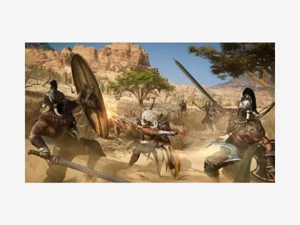 Assassin's Creed: Origins - 2017