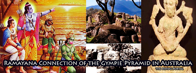 Decoding: The Ramayana Connection of the Gympie Pyramid Brisbane in Australia