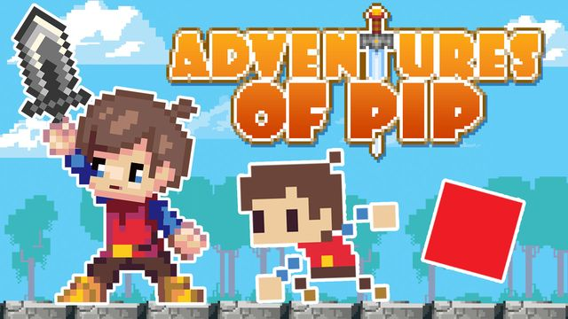 Adventures of Pip v1.0 NSP XCI NSZ For Nintendo Switch