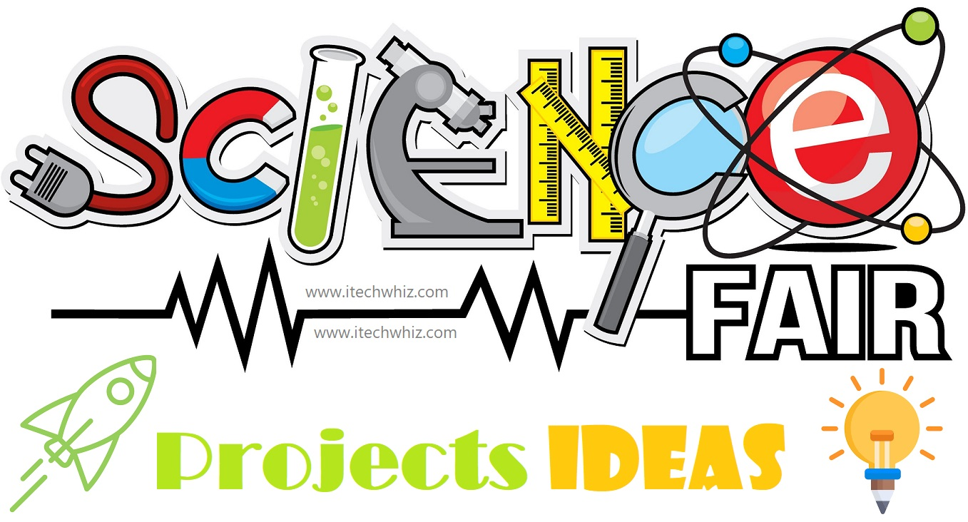 Science Fair Projects Ideas for High School Students