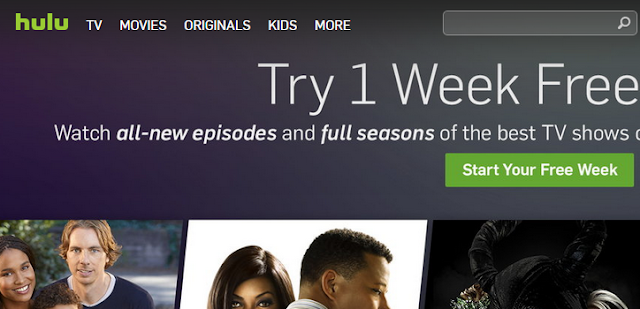 Free hulu movies and shows