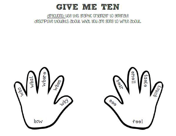 GIVE ME TEN