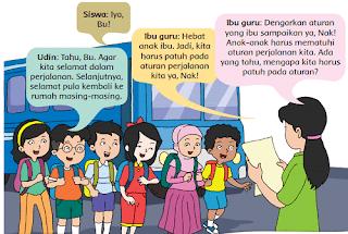percakapan siswa dan ibu guru www.simplenews.me