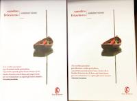 Logo Vinci gratis copie del libro ''Sommersione'' di Sandro Frizziero