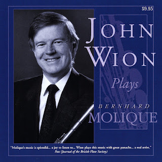 John Wion Plays Bernhard Molique