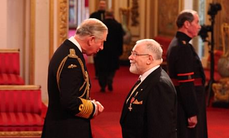 71-Year Old Male Nurse Given An MBE By Prince Charles Found Guilty Of Sexxually Abusing Children