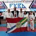 Bonfinenses conquistaram títulos no Campeonato Baiano de Karatê em Alagoinhas