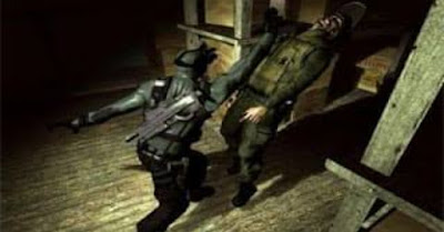 Download the game Splinter Cell Chaos Theory