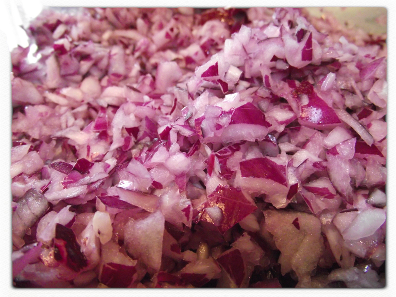 Soup Tuesday: Red Onion and Wild Garlic Soup