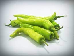 How to make Santiago green pepper tastier?