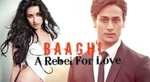 Complete cast and crew of Baaghi: Rebels in Love  (2016) bollywood hindi movie wiki, poster, Trailer, music list - Tiger Shroff and Shraddha Kapoor, Movie release date February 19, 2016