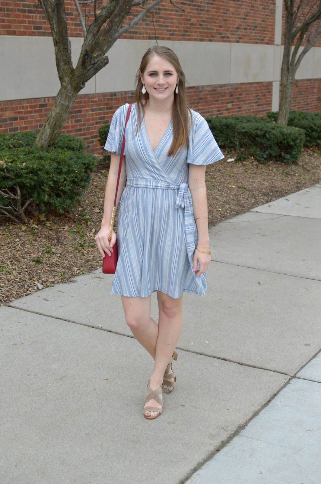 cute outfit ideas for spring: easter dress for under $100