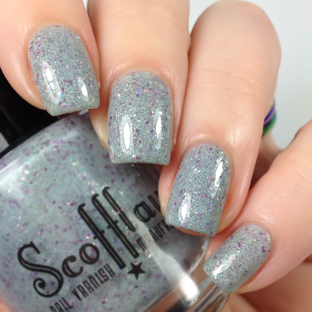 Scofflaw Nail Varnish-Cryptid Preservation Society
