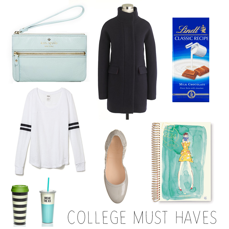 10 Things Every College Girl Should Have