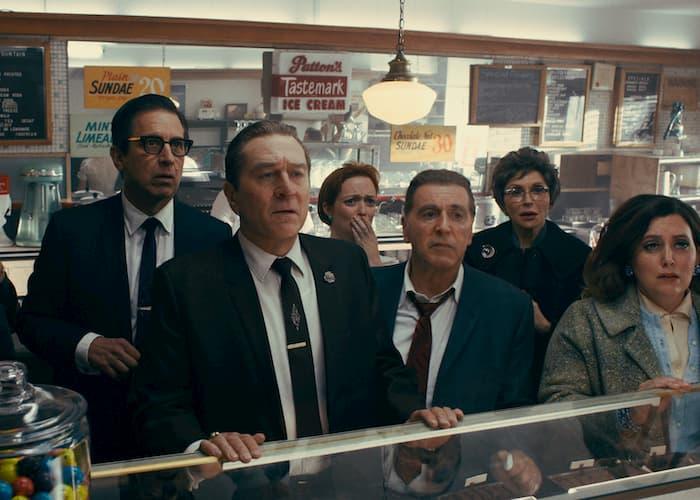 The Irishman - หนังตีแผ่วงการมาเฟียที่ทำให้เห็นว่ามิตรอาจเปลี่ยนไปเป็นศัตรูได้ในข้ามคืน