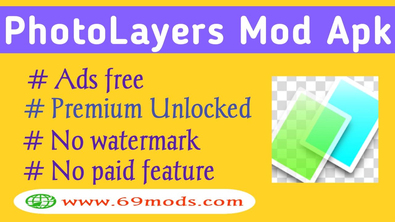 PhotoLayers Mod Apk Download