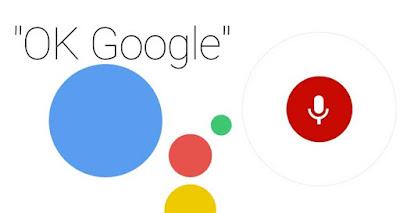 Control voz apps google