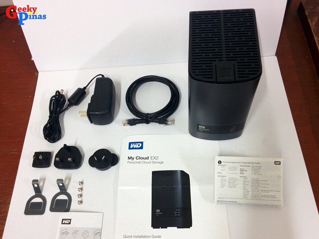 Western Digital My Cloud Ex2 Nas Unboxing Amp Review Part
